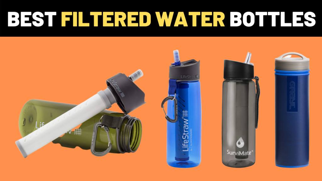 Best Water Bottles 2020.3 Best Filtered Water Bottles For Travel 2020 Budget
